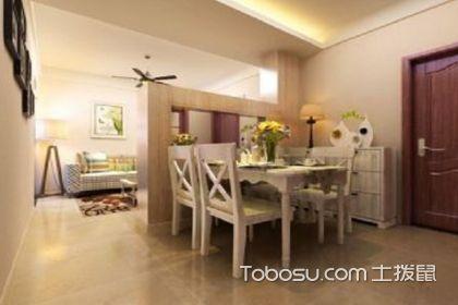 客厅与餐厅隔断装修效果图,打造舒适的?#25351;?#31354;间氛围