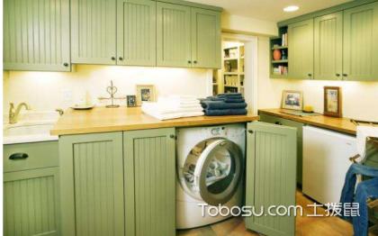 洗衣房装修效果图,2018年装修案例