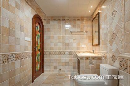 卫生间地砖铺贴注意事项,你不能错过的铺砖小知识