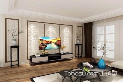 整体电视背景墙设计技巧,四大电视背景设计要点介绍