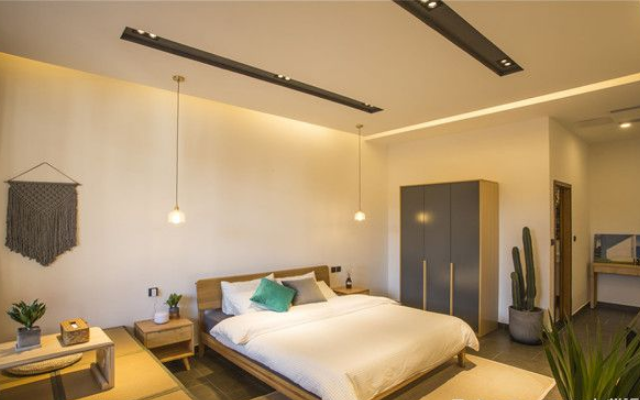 民宿卧室u乐娱乐平台优乐娱乐官网欢迎您,充满亮点的设计