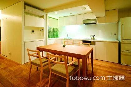 日式厨房装修效果图,日式风格厨房的设计有哪些特点