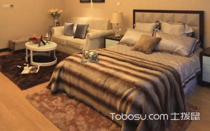客厅卧室一体装修效果图,这样装更合适