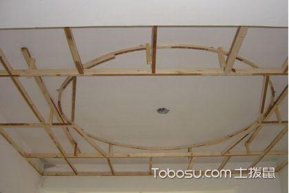 木龙骨吊顶安装步骤有哪些?木龙骨吊顶施工工艺详解