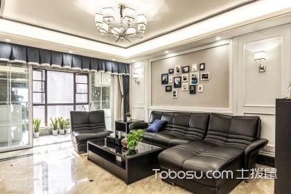 客厅照片背景墙案例赏析,提高你家的客厅颜值