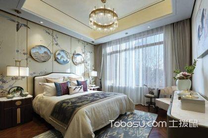 卧室床头墙装修效果图,卧室床头墙面装修的风水禁忌
