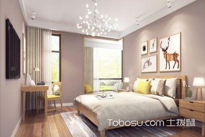 好看的卧室软装搭配案例,家居变得高雅有品位
