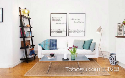 小客厅装修效果,2018客厅装修案例