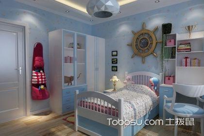 儿童房设计实景图欣赏,给孩子一个舒适温馨的家