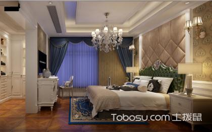 欧式风格卧室装修图片,卧室装修案例赏析