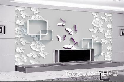 时尚电视背景墙效果图,哪款能让你眼前一亮?