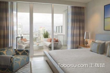 大卧室隔断装修效果图,有效分隔居家空间