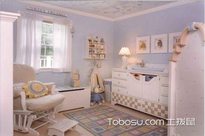 公主儿童房装修效果图,满足孩子精致的想法