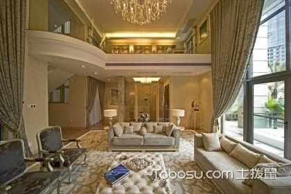 豪华客厅装修效果图,打造高大上的会客场所
