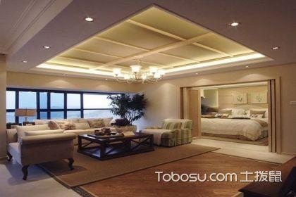 两室两厅吊顶装修效果图,打造舒适吊顶效果