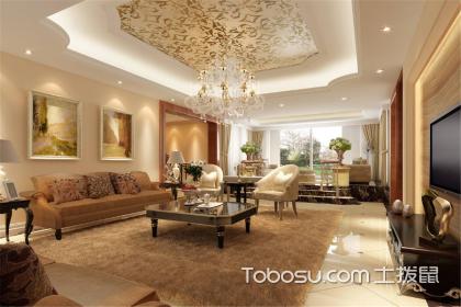 歐式客廳如何裝修,歐式客廳裝修注意事項
