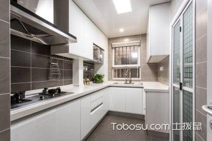 6平米厨房装修效果图,小厨房也可以如此出众