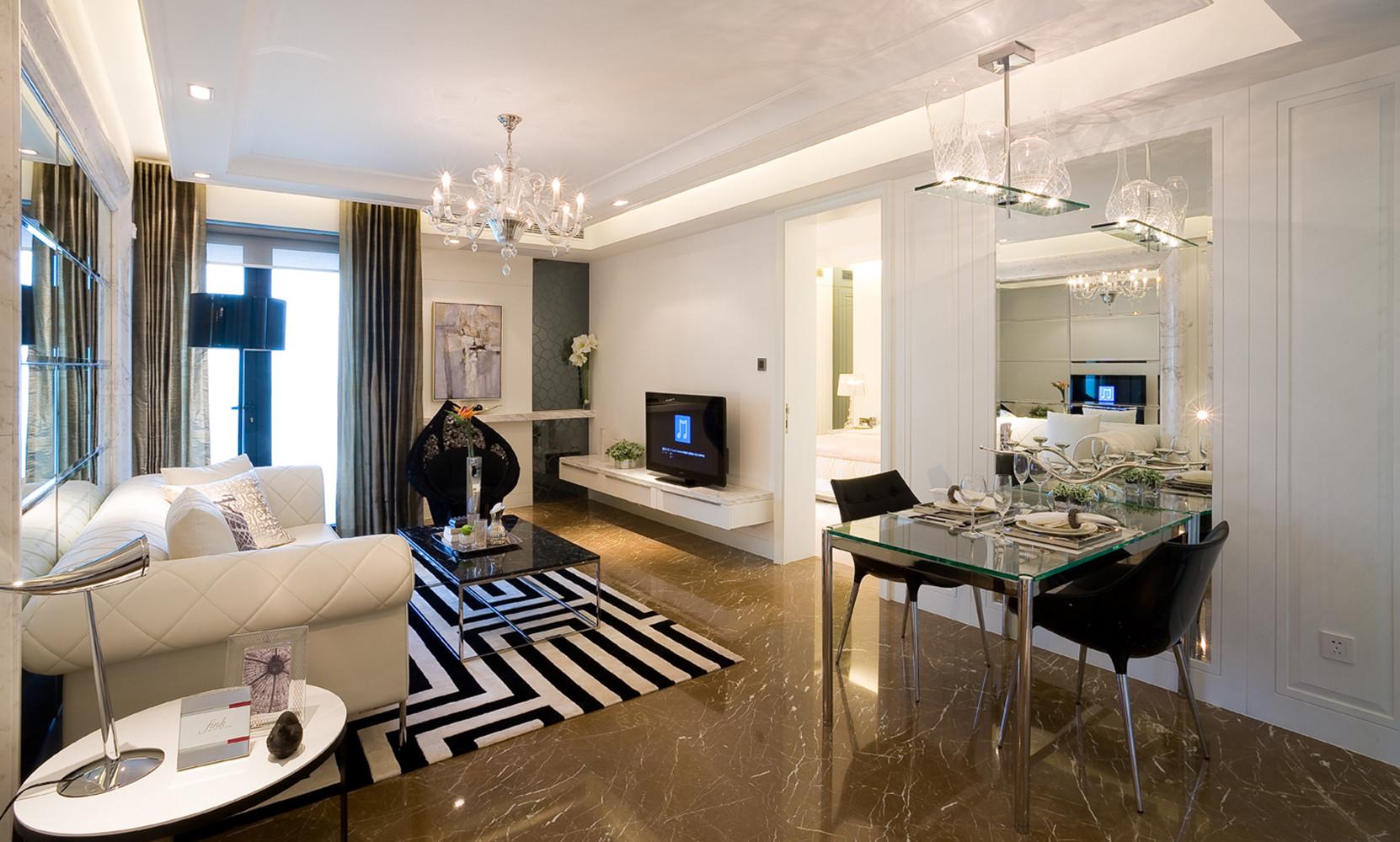 现代房子装修风格图片,装修案例赏析