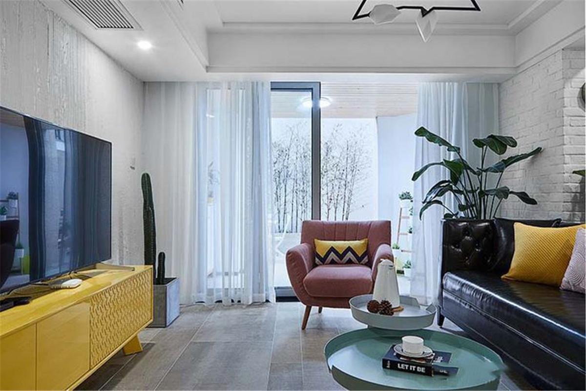 北欧风格大户型装修案例,带您走进原木空间