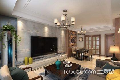 客厅梁装修效果图,客厅装修梁要怎么处理