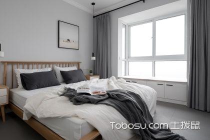 106平极简北欧风格案例,带你走进纯净的家居空间