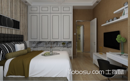现代卧室装修风格图片,不一样的居室空间