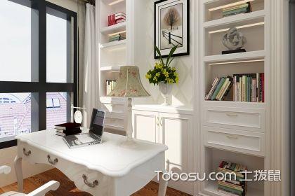 陽臺書房裝修效果圖案例欣賞,這樣的設計太驚艷了