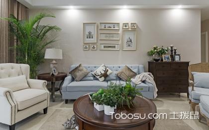 大户型装修样板间,大气奢华的居室空间