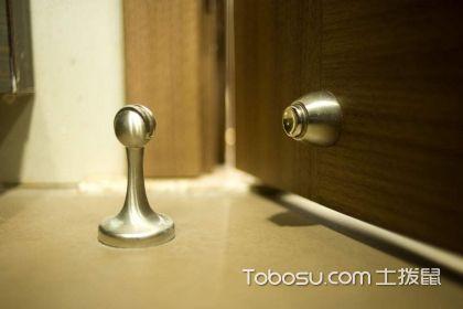 门吸与地吸的区别,家用装哪一种更合适?
