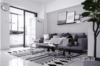 小户型室内设计案例,业主最为理想的家