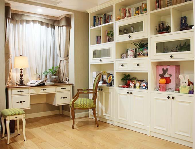 家装书房设计优乐娱乐官网欢迎您,这几款设计很棒