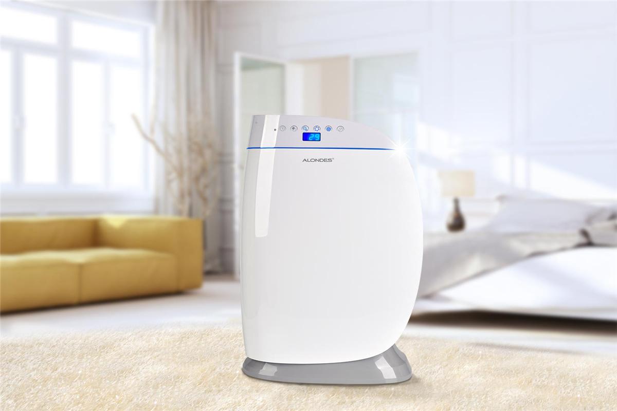 空气净化器使用注意事项,选购空气净化器技巧
