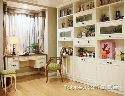 家装书房设计效果图,这几款设计很棒