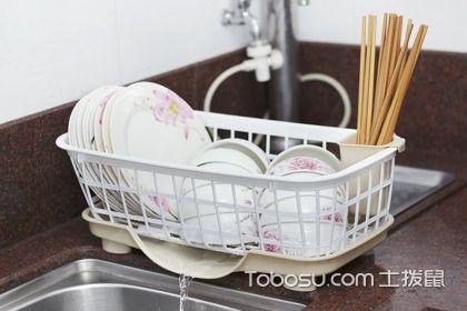 碗筷沥水架怎么选购?学会这6招轻松选购沥水架