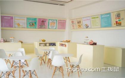 奶茶店最简单装修图片,闲情逸致从此开始