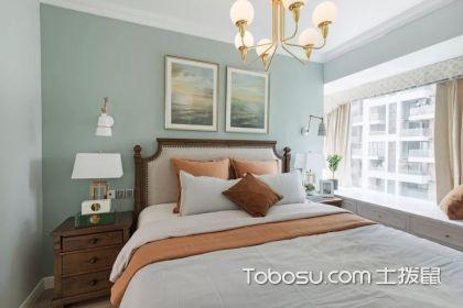 小户型卧室装修效果图,给你一个简约又温馨的睡眠空间