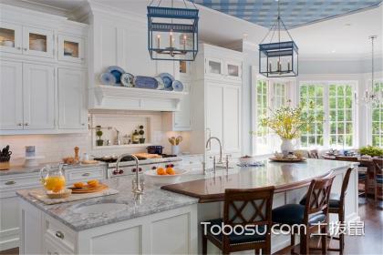 開放式廚房如何設計,開放式廚房裝修注意事項