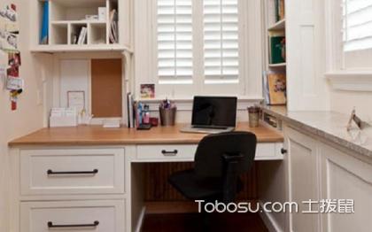 4平米书房装修效果图,合理利用小空间