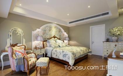 最新卧室装修效果图,不同风格的卧室