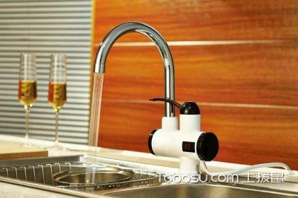 电热水龙头费电吗?你家适合安装电热水龙头吗?