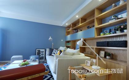 两室两厅户型图案例,做到空间布局很重要