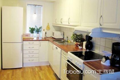 厨房小怎么装修好?浅谈小面积厨房装修设计要点