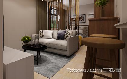 12平方米客厅装修,如何合理利用空间