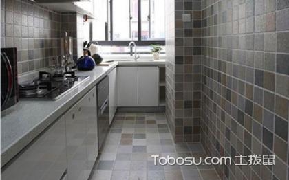 窄长小厨房装修效果图,完美的装修案例