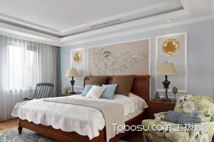 跃层卧室装修效果图,美观又实用