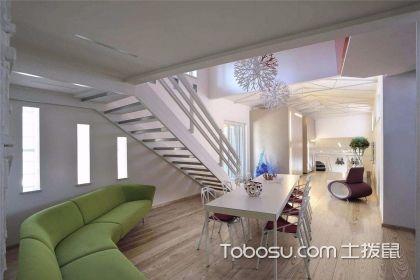 欣赏跃层住宅装修效果图,才知道装修是如此千姿百态
