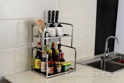 厨房置物架哪种好,如何挑选心仪的置物架