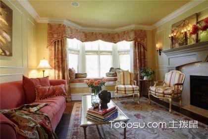 客厅装修简欧风格怎么做更突出,有些元素一定要掌握