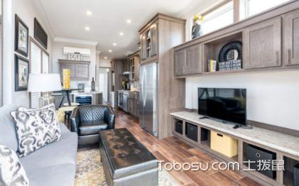 厨房连客厅装修效果图,这样装更合适