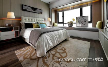2018最新装修风格图片,不同风格的卧室装修